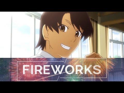 """Fireworks"""" Anime Clip - Griffin Puatu as Junichi - YouTube"""