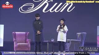 【Eng Sub 蔡徐坤/CAI XUKUN】Part 4 Chengdu Live 成都音乐分享会 20181013