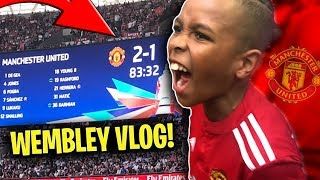 I ALMOST CRIED With Emotion!! Manchester United FA Cup Semi Final