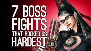 7 Best Boss Battles That Rocked Us the Hardest