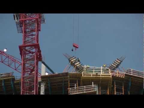 Devon Energy Tower Worker - 48th Floor - Oklahoma City