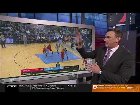 """Tim Legler: """"Raptors Are Playing The Best Complete Basketball In The League!"""""""
