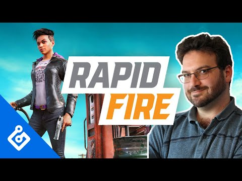 84 Rapid-Fire Questions About Saints Row