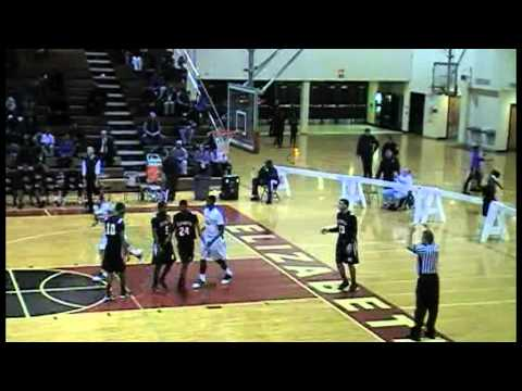 JARED NICKENS HIGHLIGHT VIDEO (ST PATRICK HIGH SCHOOL, ELIZABETH, NJ)