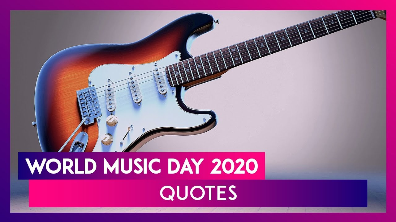 Music day 2020 the