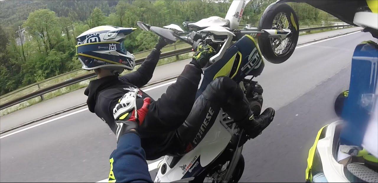 Ride out 2016 husqvarna 701 in austria youtube - Boutique 100 bitume ...