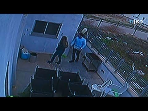 הגנב תיעד את הפריצה, הסרטון שימש כראיה