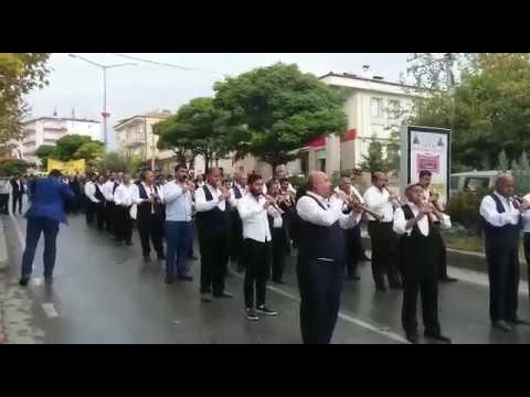 Kırıkkale Keskin 29 Ekim Cumhuriyet Bayramı Kutlaması