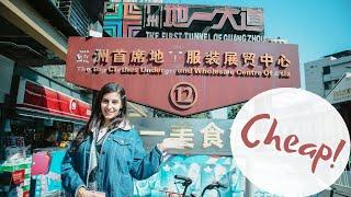Chinese Fake Market - Guangzhou