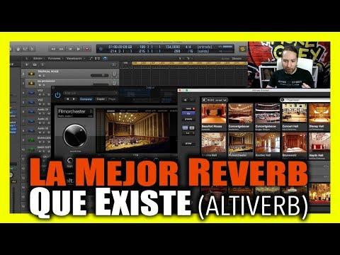 EL MEJOR PLUGIN DE REVERB PARA MEZCLA Y MASTERIZACIÓN | fl studio, cubase, logic pro, ableton...