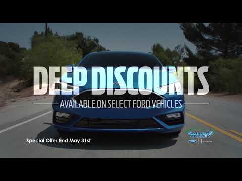 Salinas Valley Ford - Special Factory Pricing - OFFER ENDS MAY 31st!