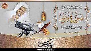 القارئ وليد ابراهيم الفلوجي  - سورة مريم 1 - 50