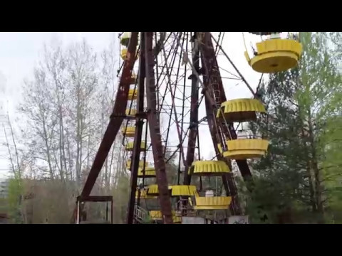 Tour of Chernobyl & Pripyat