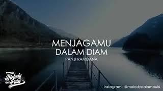 Gambar cover Cinta Dalam Diam - Melody dalam puisi (Panji Ramdana)
