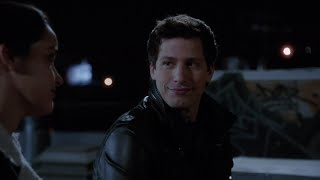 Learn English With  Brooklyn Nine Nine -Jake & Amy on the Rooftop