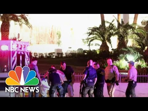 First Responders Face PTSD Risk After Vegas Shooting | NBC News