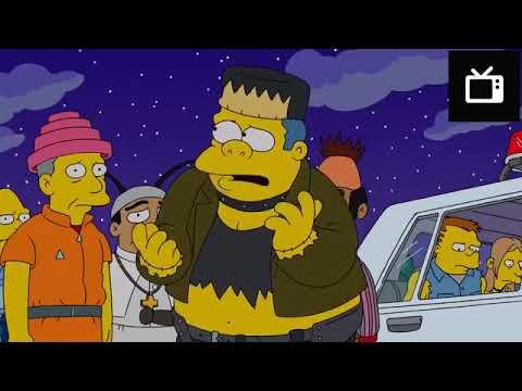 v s mobiСИМПСОНЫ   Хеллоуин у Симпсонов  Ужасный выпуск