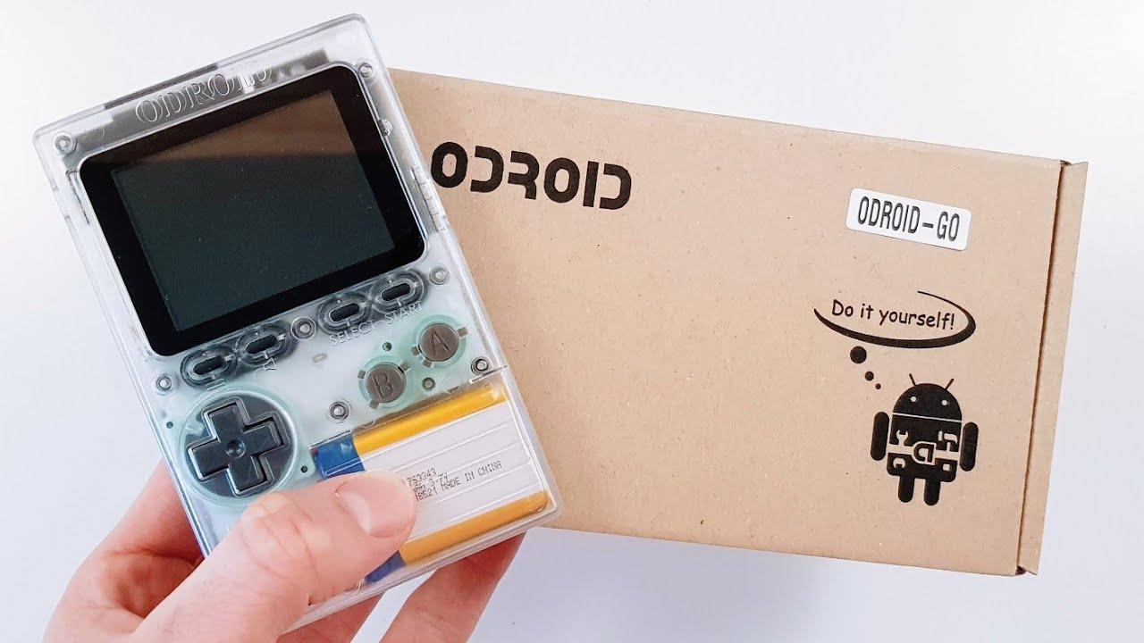 ODROID-GO Game Kit