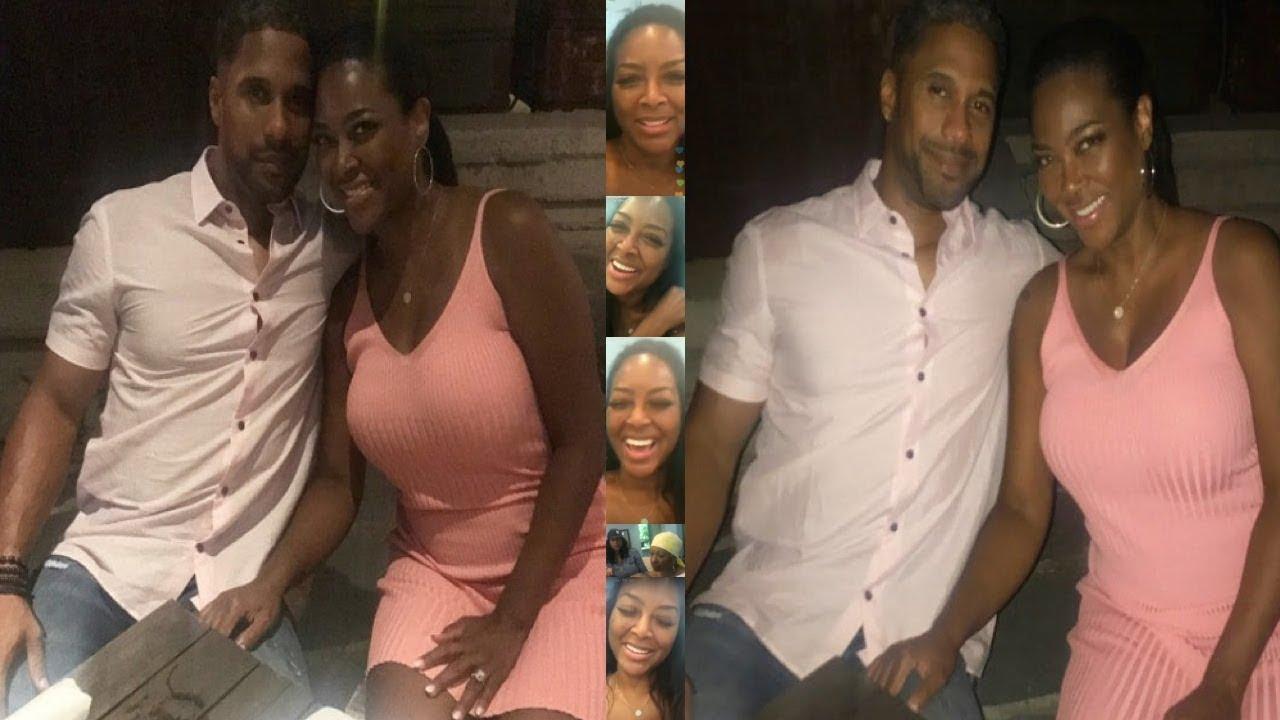 Names Kenya Moore Husband Marc Daly Family Update Youtube