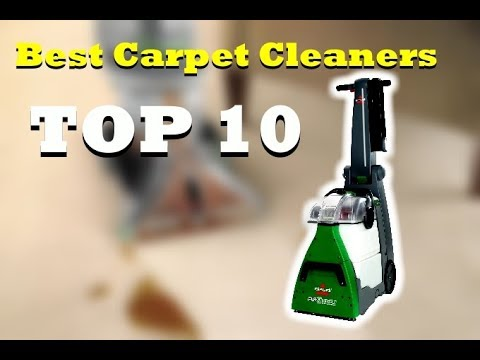 Top 10 Best Carpet Cleaners 2020 Carpet Cleaner Reviews
