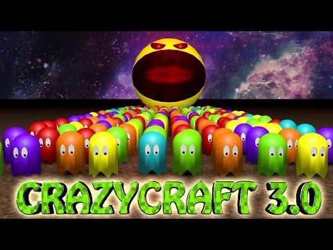 Minecraft crazy craft 3 0 ep 6 pacman rocket ship for Http test voidswrath com modpacks crazy craft 3 0