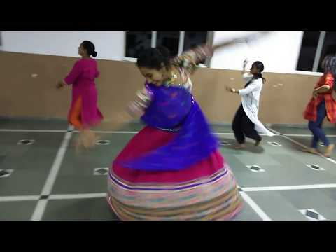Gujarati  Garba part 3 d garba classnandnigirls power