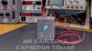 Invention Release! Carlson LV Capacitor Leakage Tester. thumbnail