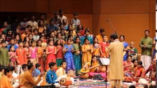 Aradhanai song- carnatic epic choir