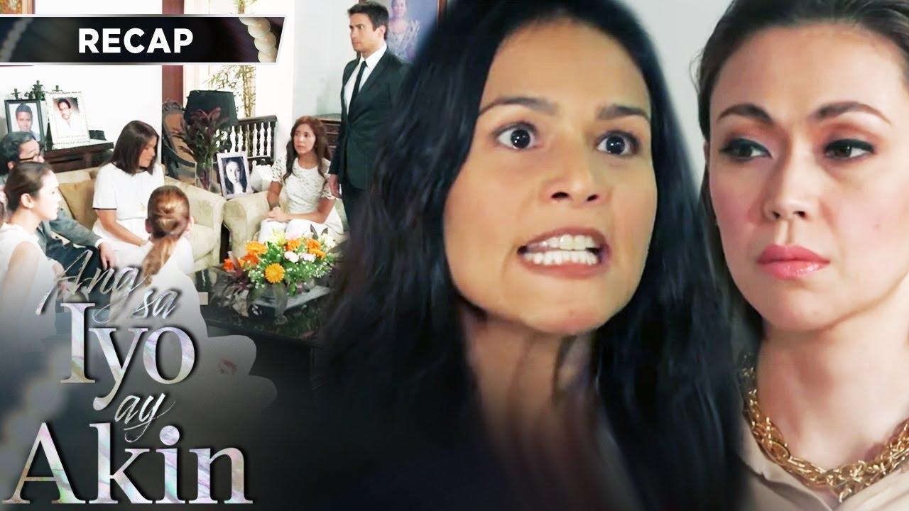 Download Ramon's last will and testament shocks Ellice   Ang Sa Iyo Ay Akin Recap