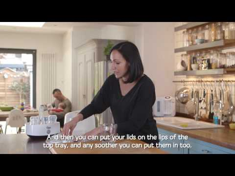 Tommee Tippee Electric Steriliser How To Use