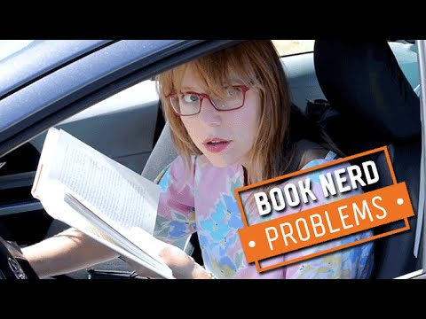 Book Nerd Problems | Can't Stop Reading