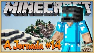 Minecraft A Jornada #14: O Rei dos Zumbis Brancos!