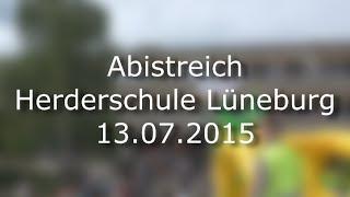 Abistreich 2015▐ Herderschule Lüneburg