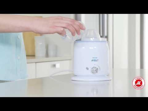 Хранение грудного молока Philips Avent