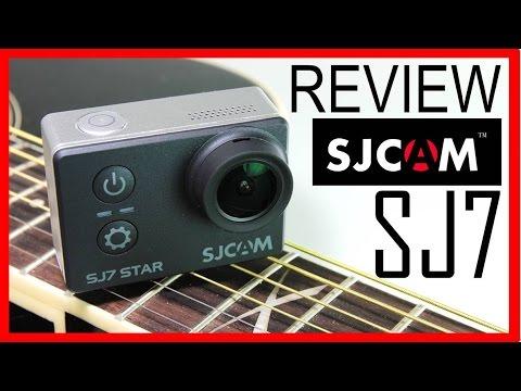 SJCAM SJ7 Star 4K Action Camera Review - Sony IMX117 Ambarella A12S Processor