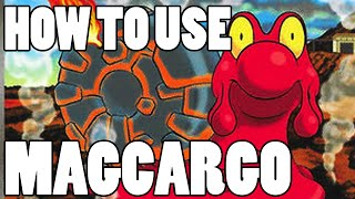How To Use: Magcargo! Magcargo Strategy Guide ORAS / XY - Possibly Busted?