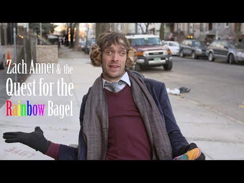 Video image: Zach Anner & The Quest for the Rainbow Bagel