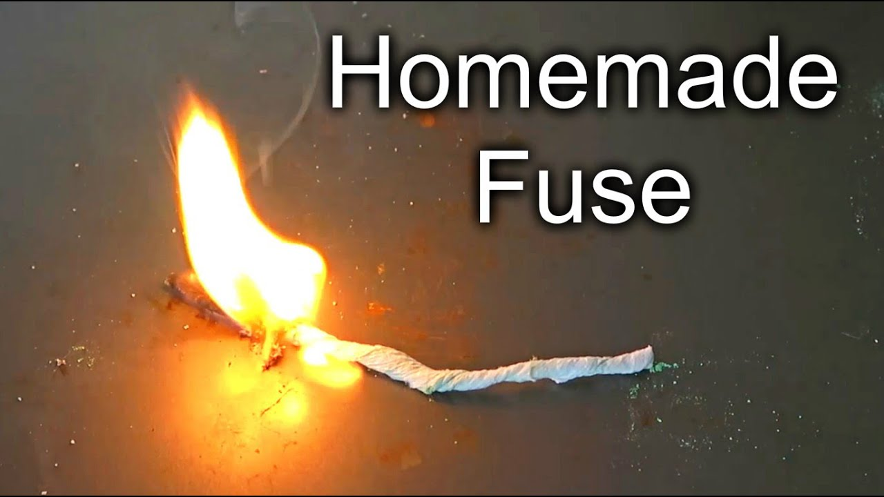 How To Make A Fuse Test