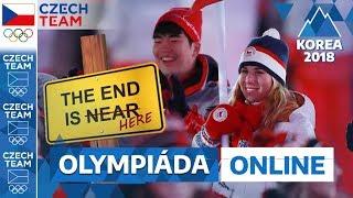 Olympiáda online | Korea 2018