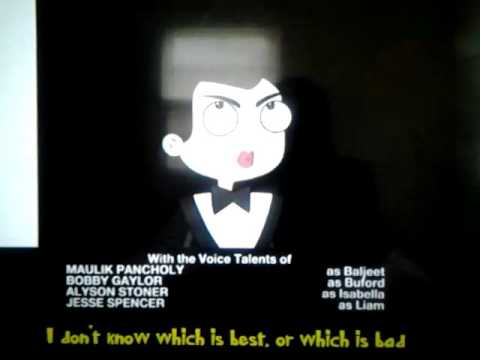 Phineas And Ferb Primal Perry End Credits With 2007 Disney Channel