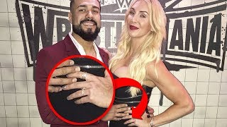 Real Life WWE Couples You Didn't Know Were Engaged To be Married and Couples You Didn't Know About!