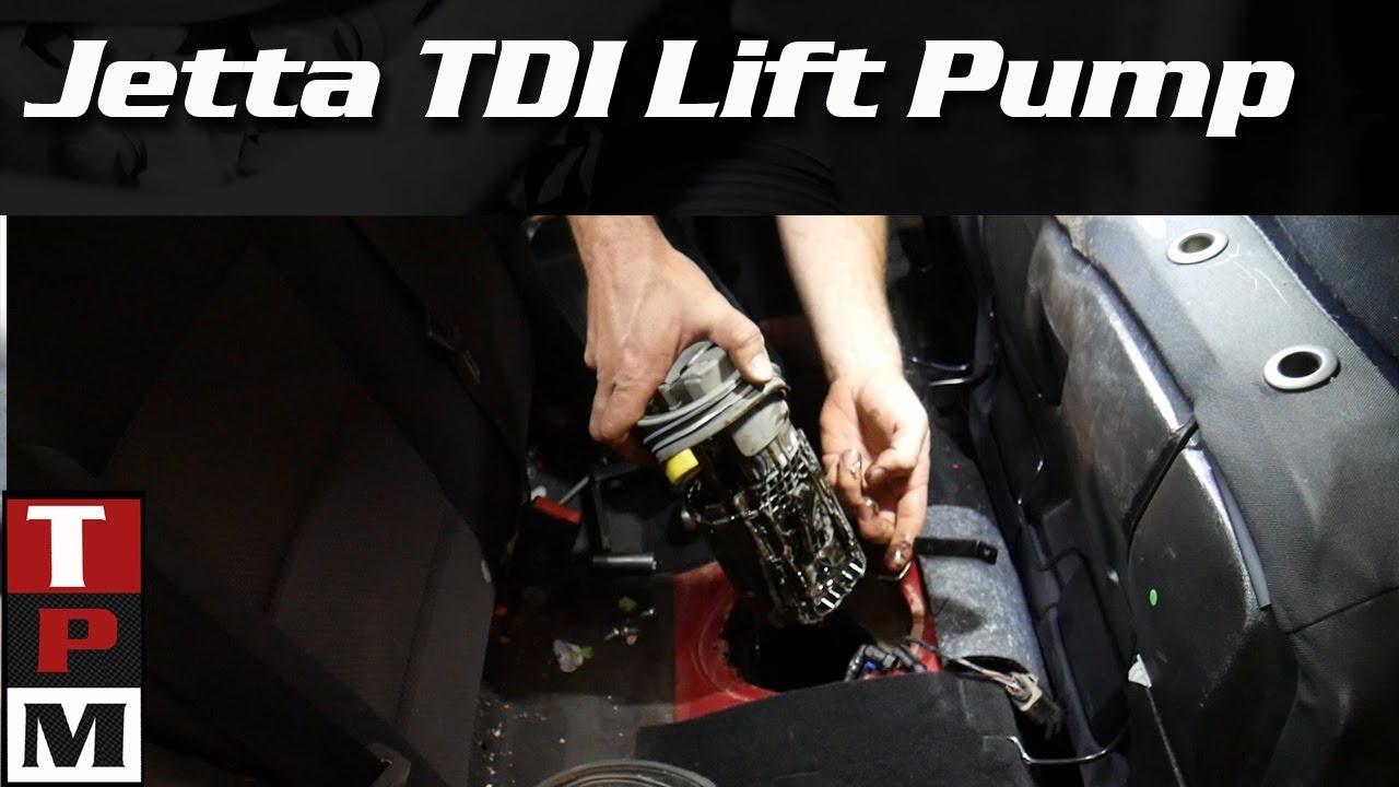 [SODI_2457]   2004 VW Jetta TDI BEW No Start or Hard Start Lift Pump and Fuel Filter -  YouTube   2004 Jetta Fuel Filter      YouTube