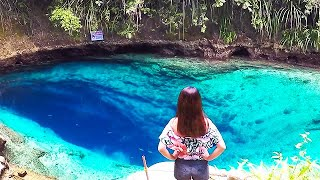The Enchanted River - Mystical Clear Blue Waters