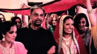 Pakistani & Filipino Islamic Mehndi Wedding Ceremony 2012 / Mehndi [ Natasha & Julius ]