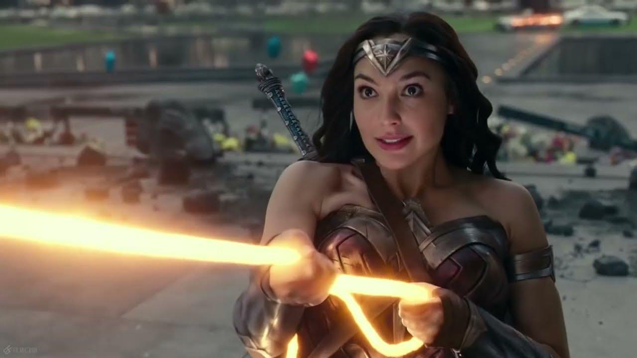 Download Superman vs Wonder Woman   Justice League 2017 Movie Clip  4kk