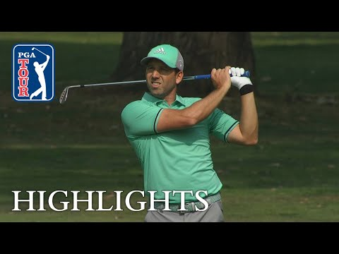 Sergio Garcia's extended highlights | Round 2 | Mexico Championship