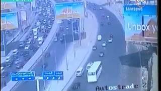 بالفيديو.. تعرف على الحركة المرورية اليوم «قبل ما تنزل الشارع»