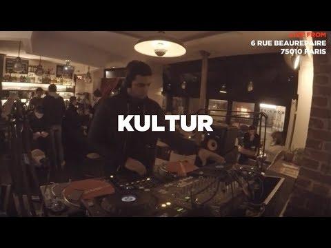 Kultur • DJ Set • Le Mellotron