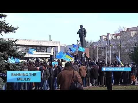 Mejlis Under Threat: Russia moves to ban Crimean Tatars' representative and executive body
