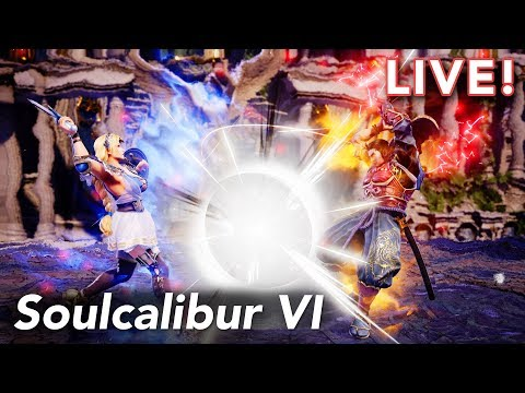 Soulcalibur 6 with Paul & Cecilia